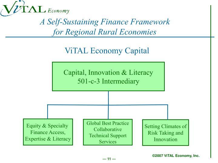 ViTAL Economy Capital