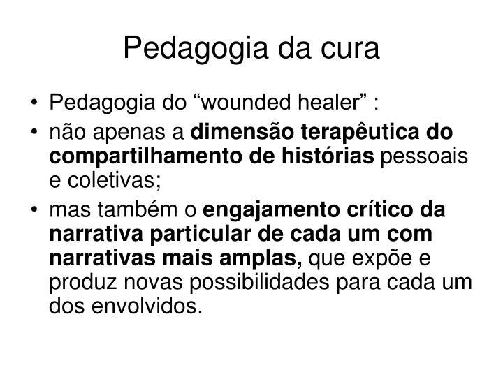 Pedagogia da cura