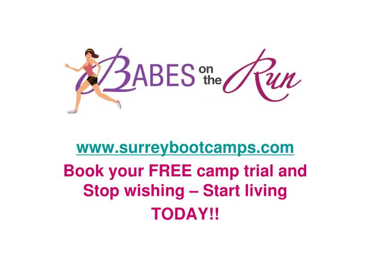 www.surreybootcamps.com