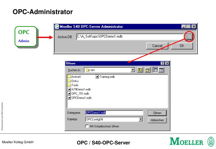OPC-Administrator