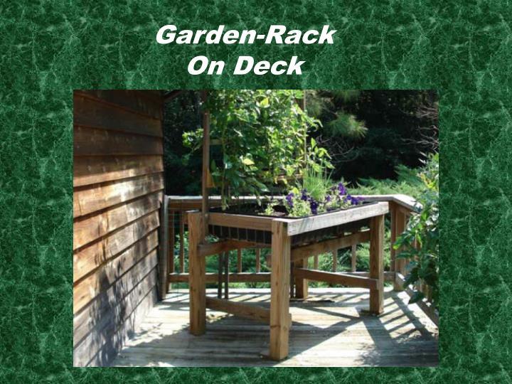 Garden-Rack
