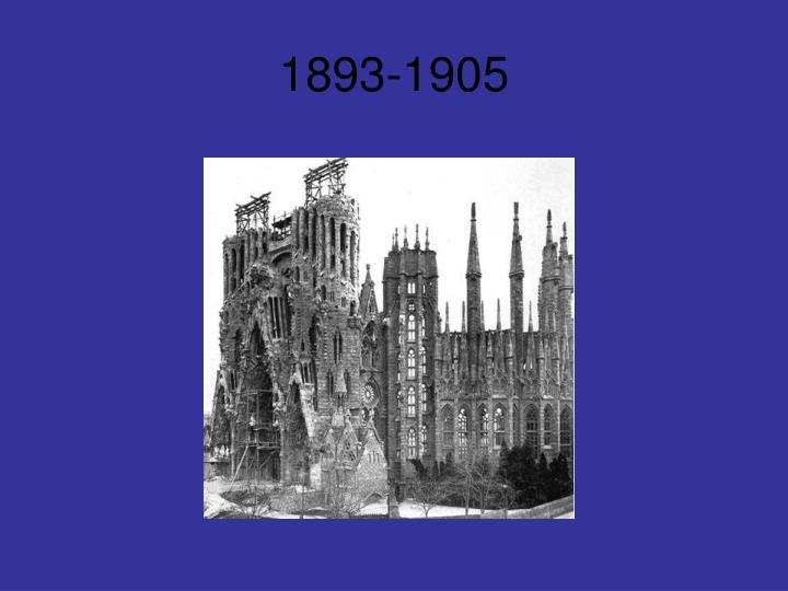 1893-1905