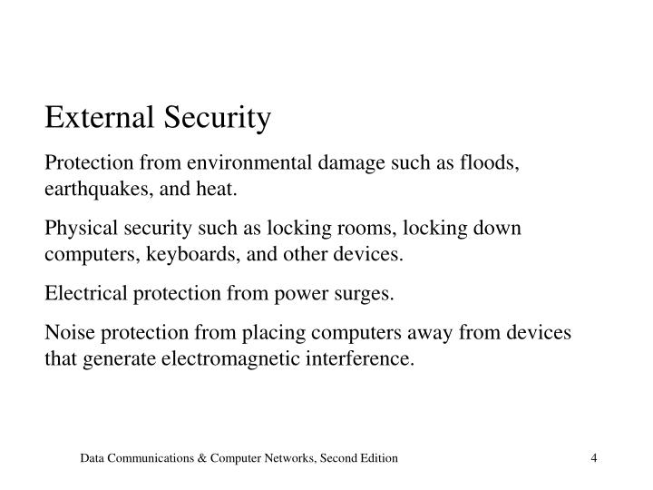 External Security