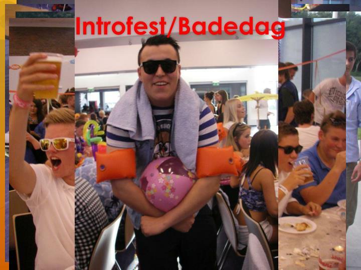 Introfest/Badedag