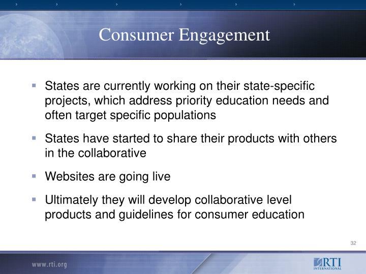 Consumer Engagement