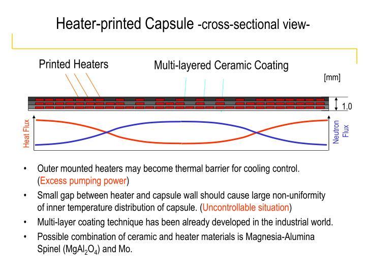 Heater-printed Capsule