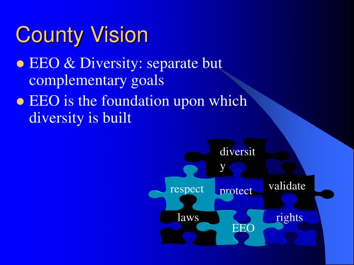County Vision