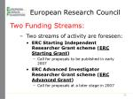 european research council1