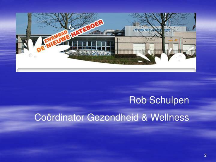 Rob Schulpen