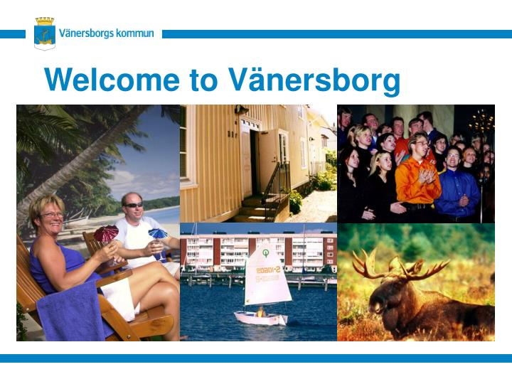 Welcome to v nersborg