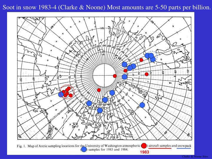 Clarke & Noone Sites