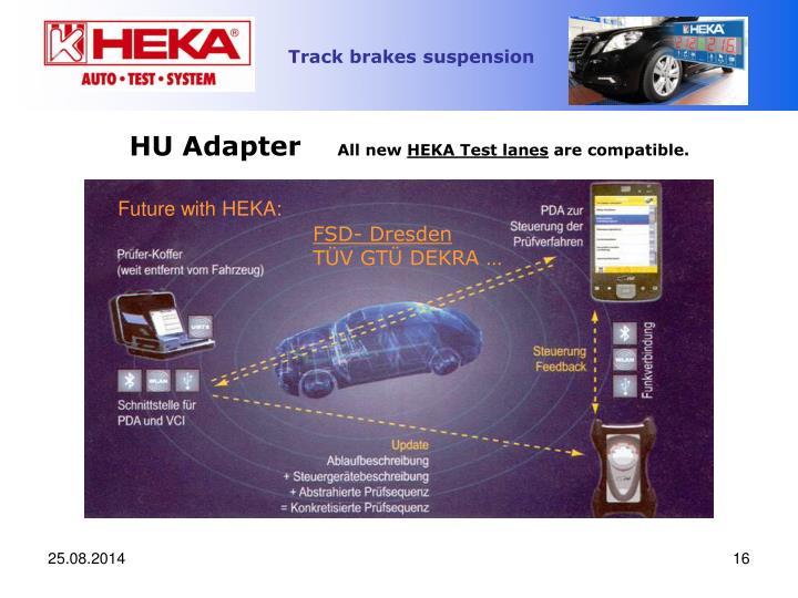 HU Adapter