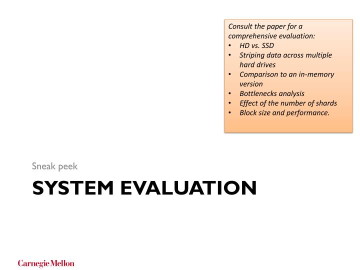 Consult the paper for a comprehensive evaluation: