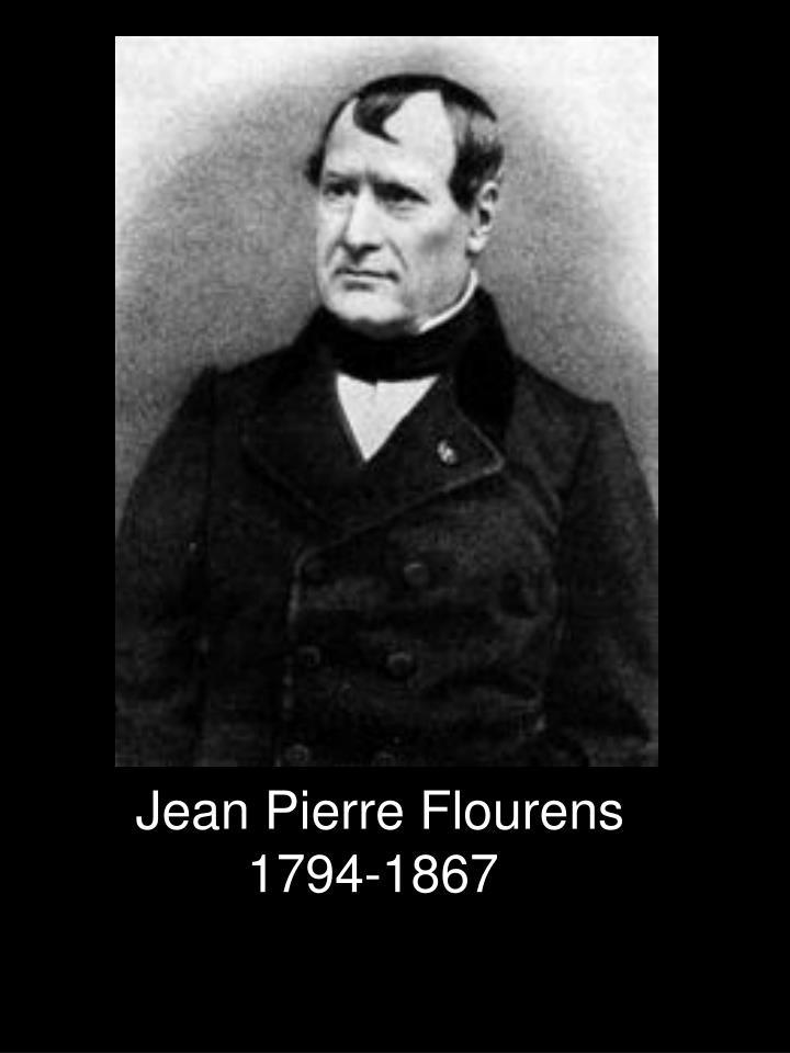 Jean Pierre Flourens
