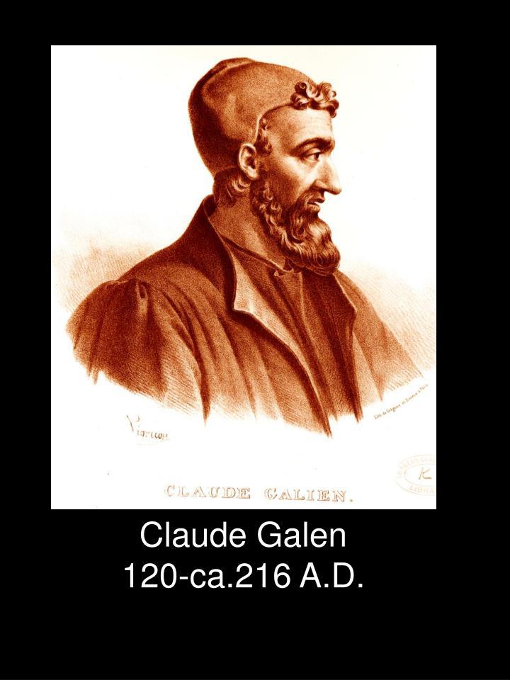 Claude Galen