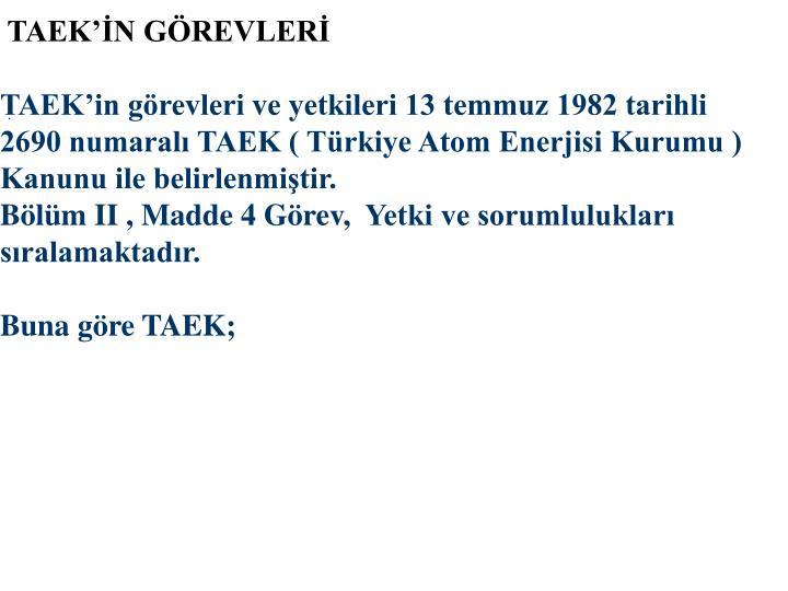 TAEKN GREVLER