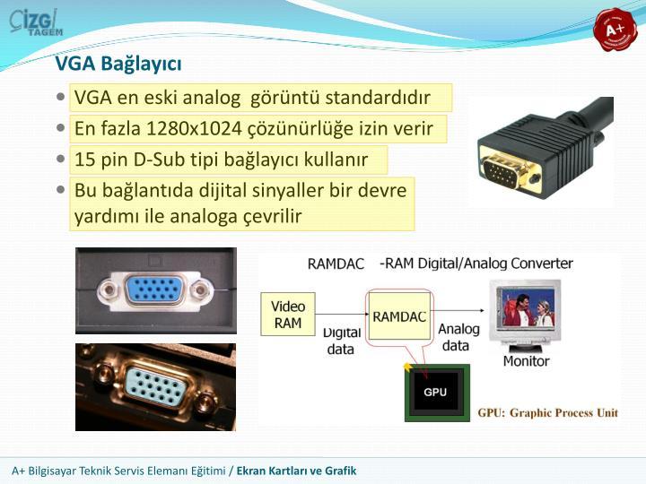 VGA Bağlayıcı