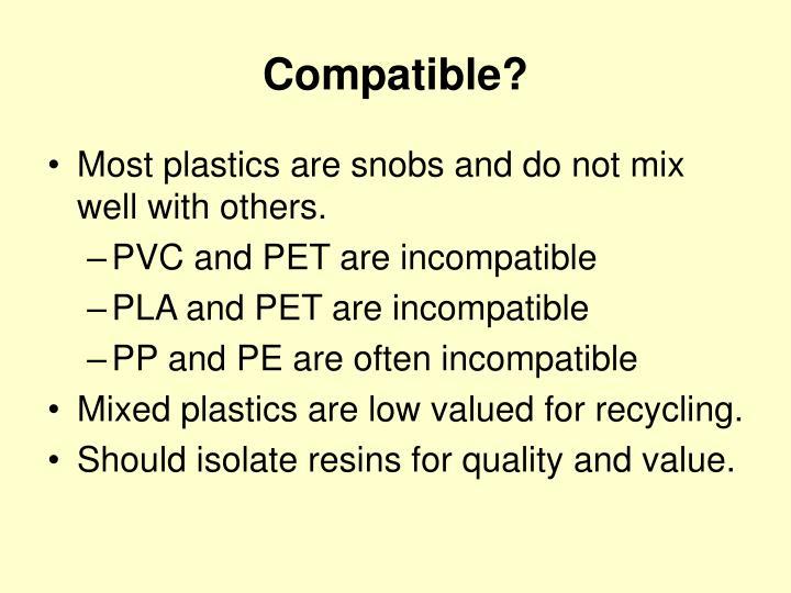 Compatible?