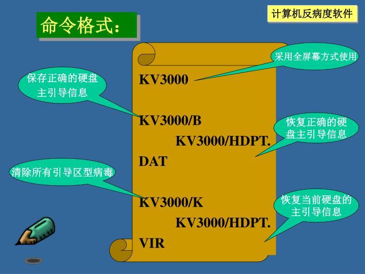 KV3000