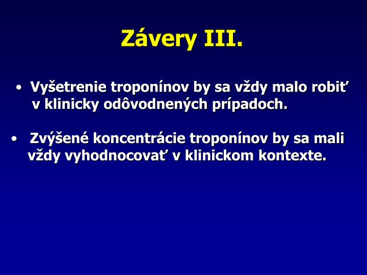 Zvery III.