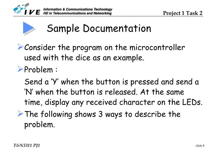 Sample Documentation