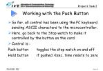working with the push button