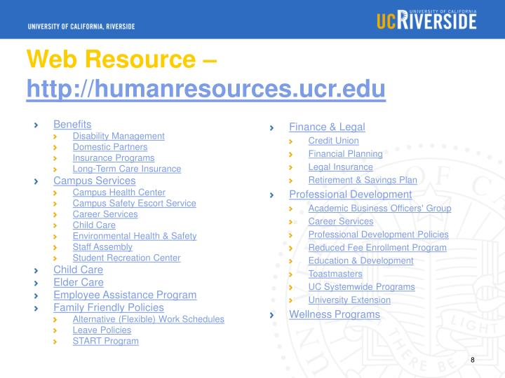 Web Resource –