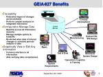 geia 927 benefits