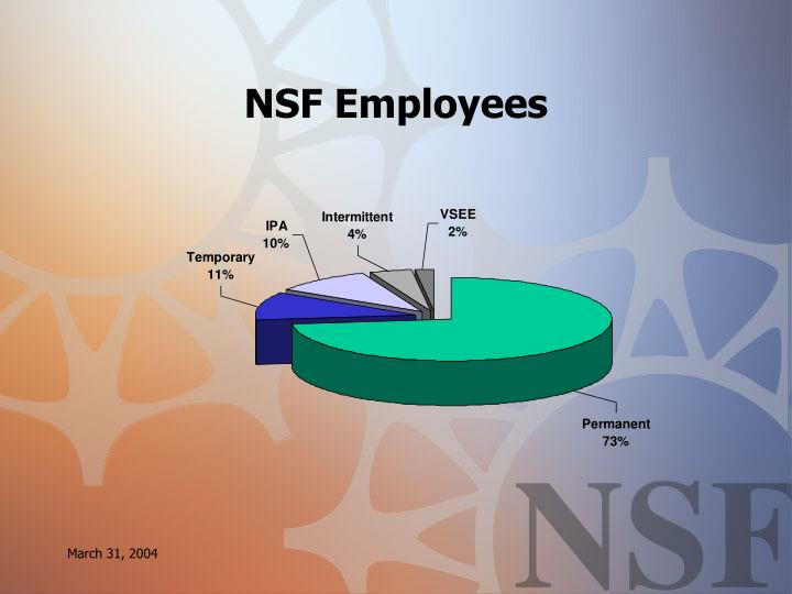 Nsf employees