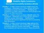 web content accessibility guidelines wcag1