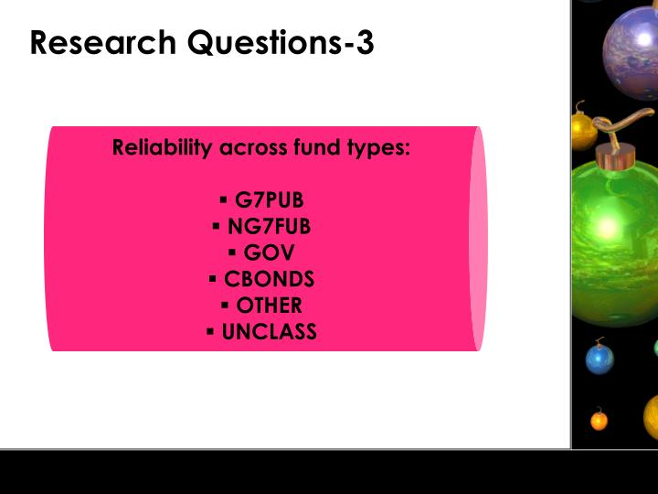 Research Questions-3