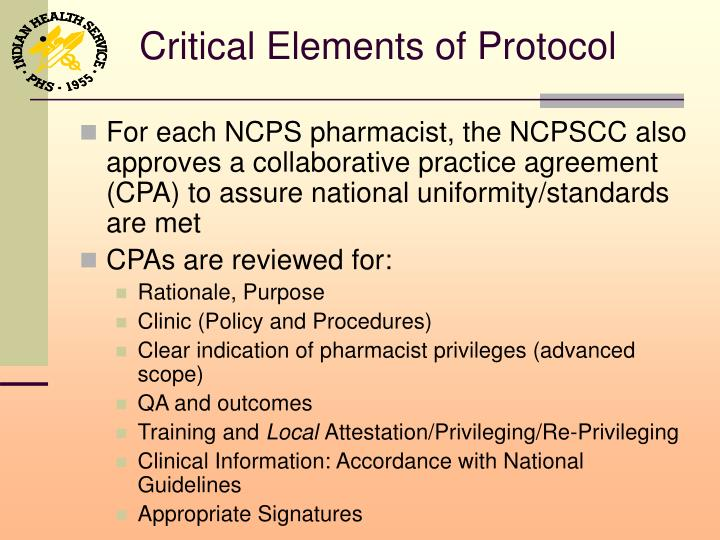 PPT - Indian Health Service (IHS) National Clinical ...