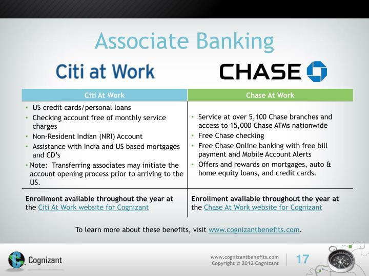 Associate Banking