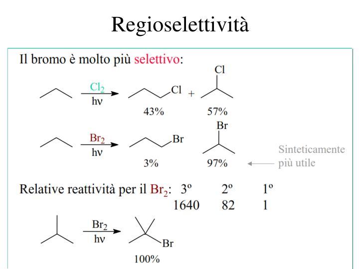 Regioselettività