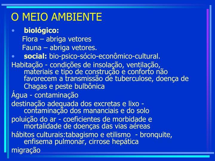biológico: