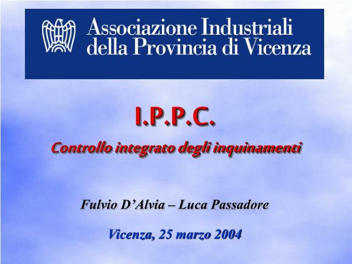I.P.P.C.