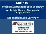 brandon leavitt 847 677 0950 www solarserviceinc com