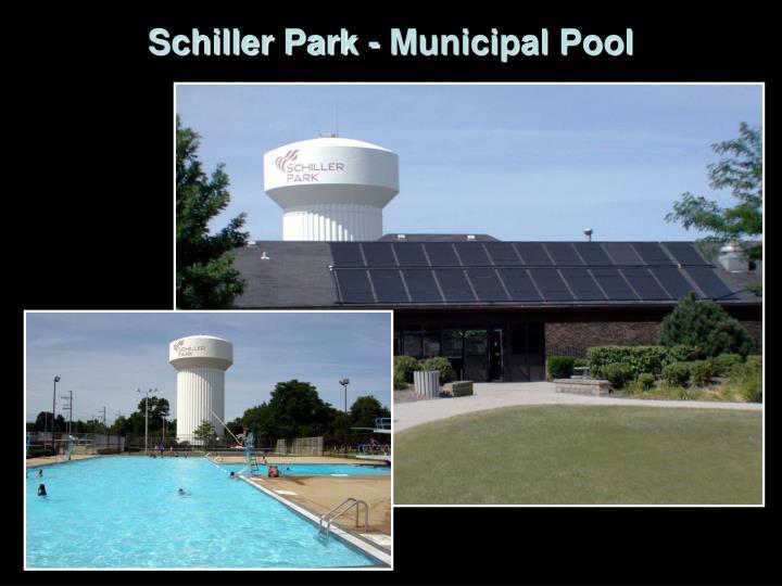 Schiller Park - Municipal Pool