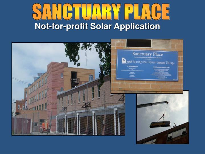 SANCTUARY PLACE