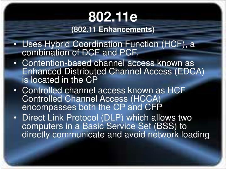 802.11e