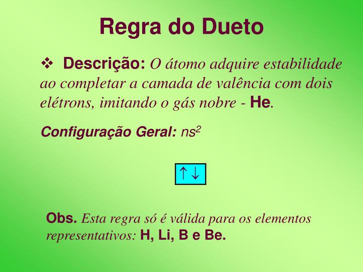 Regra do Dueto