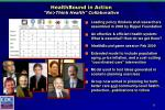 healthbound in action re think health collaborative