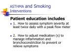 asthma and smoking interventions1