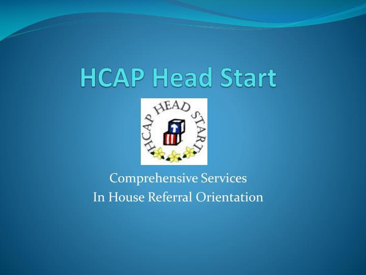 HCAP Head Start