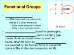 functional groups1