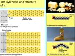 the synthesis and structure of a