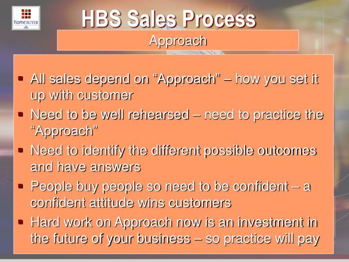 HBS Sales