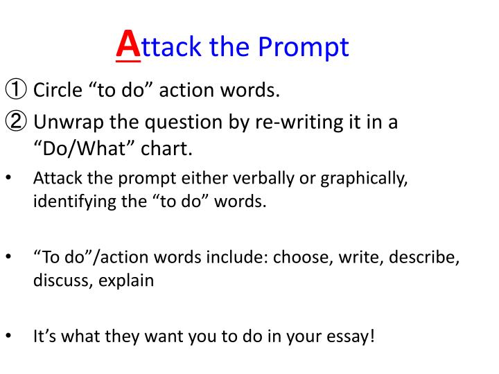 A ttack the prompt