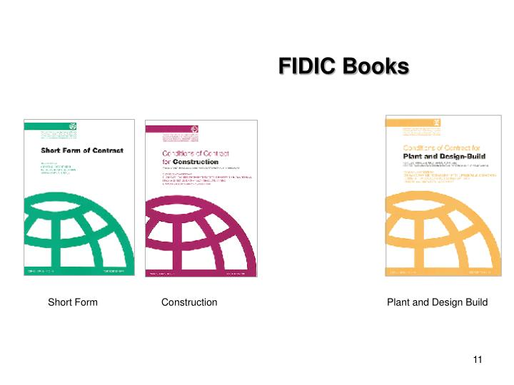 FIDIC Books