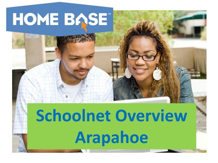 Schoolnet Overview